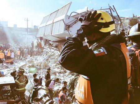 Terremoto sacode capital mexicana. Já são 233 mortos