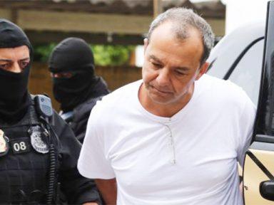 Cabral é condenado a 45 anos de cadeia no 2º de 14 processos