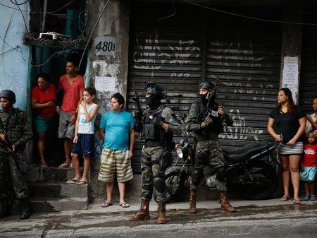 Mesmo com ocupação do Exército, conflitos são registrados na Rocinha