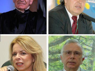 Candidatos à reitoria da Universidade de São Paulo apresentam suas chapas