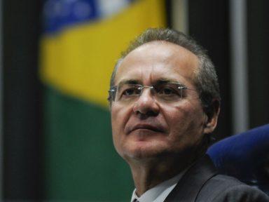 Fachin libera para julgamento denúncia contra Renan Calheiros
