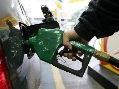 Aumento no combustível e dívidas atrasadas elevam a arrecadação em agosto