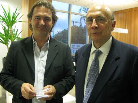 PSD lança Meirelles, ex-JBS, à Presidência