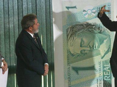 Lula, Meirelles e o sr. Samuel Guimarães