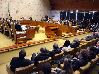 Maioria do STF decide enviar a segunda  denúncia da PGR contra Temer para a Câmara