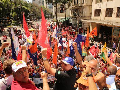 Metalúrgicos seguem mobilização contra 'reforma trabalhista' e convocam plenária nacional no dia 29