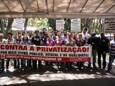 TCE suspende leilão de privatização das linhas Lilás e Ouro do Metrô-SP