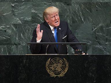 Encenação de Trump na ONU só o isola mais nos EUA e no mundo