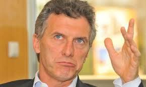 Macri quer entregar o ouro ao bandido