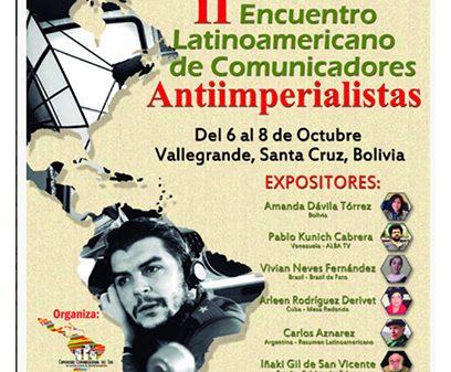 Política, cultura e arte marcam evento em Vallegrande