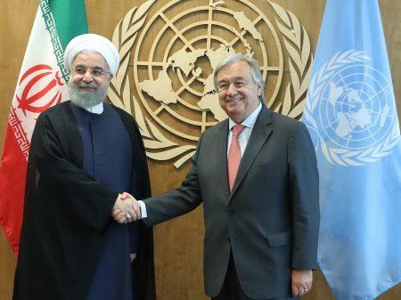 """""""Se Trump retirar-se do Acordo Nuclear, EUA é que mais perderá"""", afirma Rouhani, presidente do Irã"""