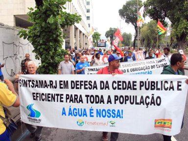 Pezão é proibido de privatizar Cedae