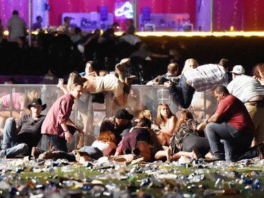 Matador de Las Vegas foi auditor  da Lockheed. Já são 59 mortos