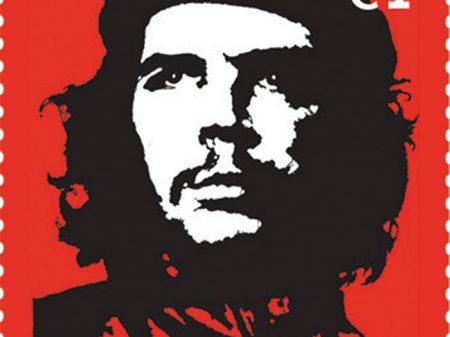 Correio da Irlanda lança selo  para homenagear Che Guevara