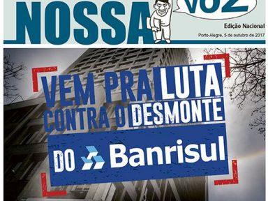 Bancários gaúchos rechaçam a venda de 49% do estatal Banrisul