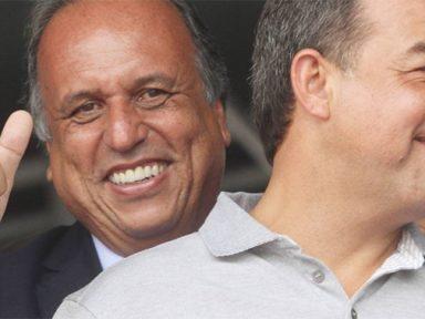 """Pezão defende Cabral e diz que """"só assinava"""" as licitações quando era seu secretário de Obras"""