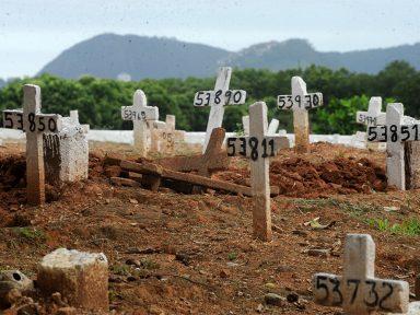Governo derruba investimento e homicídios disparam no país
