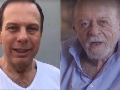 """Goldman diz que """"Doria é um dos piores políticos que São Paulo já teve"""""""