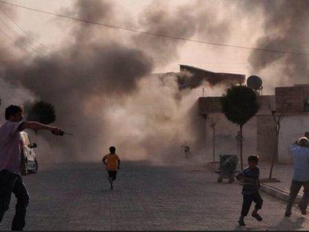 EUA tenta abafar evidências de seus crimes de guerra em Raqqa