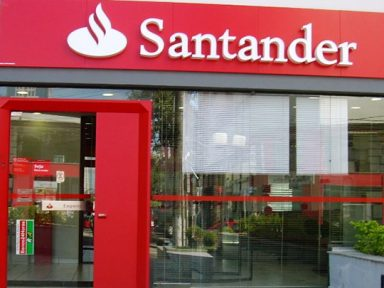 Lucro do Santander cresce 35% de janeiro a setembro