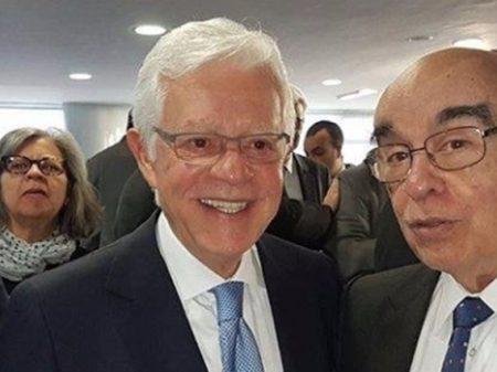 Bonifácio admite que é relator da CCJ porque o Temer pediu