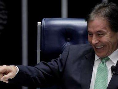 Texto no Senado que cria Estatuto da Segurança beneficia Eunício