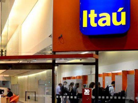 Economia estagnada e lucro líquido do  Itaú aumenta 12,7% sobre ano passado