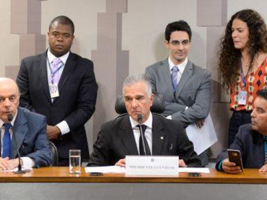 Serra defende urgência para isenção às múltis antes dos leilões no pré-sal