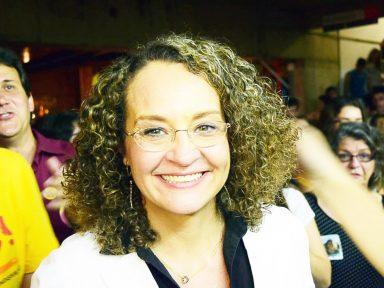 PSOL-RS indica Luciana Genro como candidata  do partido à presidência
