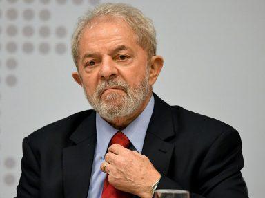 Datafolha diz que 54% quer ver Lula preso