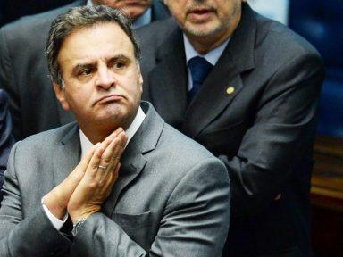 Aécio não deixa a presidência do PSDB e intoxica cúpula do partido