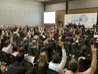 """Em encontro, juízes aprovam combate à """"reforma"""" da CLT"""
