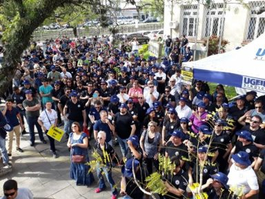Policiais civis e técnicos-científicos aderem à greve no RS contra parcelamento de salários