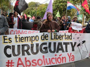 """Comissão do Senado do Paraguai:  camponeses de Curuguaty são vítimas de """"aberração jurídica"""""""