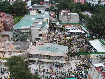 Mais de 500 mil empresas mexicanas seguem fechadas desde o terremoto