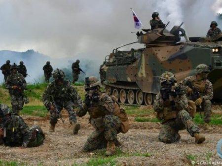 Coreia Popular construiu sua dissuasão nuclear  depois de décadas de ameaças da Casa Branca