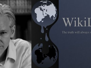 """Julian Assange: """"Hillary  mente o tempo inteiro"""""""