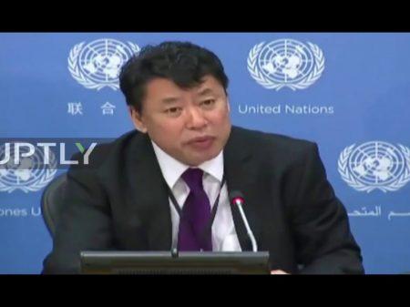 Embaixador da RPDC na ONU diz que ações de Washington levaram seu país a criar a bomba-H