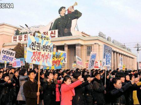 Coreia Popular segue seu rumo enquanto EUA não para de ladrar