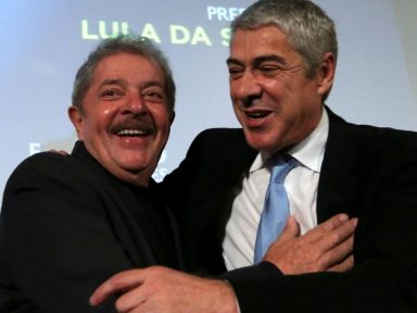 Propinoduto regou ex-premiê José Sócrates com 24 milhões de euros