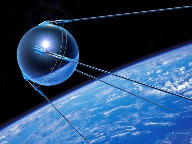 Sputnik-1: há 60 anos a União Soviética colocou em órbita o 1º satélite artificial da Humanidade
