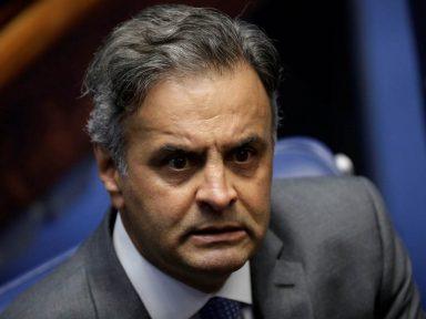 Aécio derruba Tasso para PSDB seguir de escudo  para seus crimes