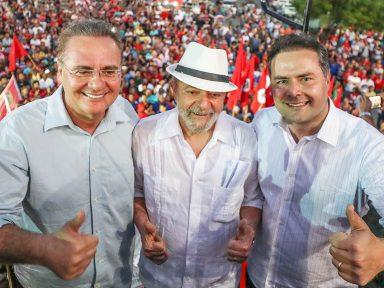 PT e PMDB planejam morrer de mãos dadas nas próximas eleições