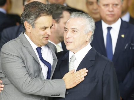 Ministro insulta todo comando da PM do Rio e Temer endossa