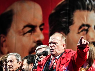 Há 100 anos, Rússia fazia a 1ª revolução socialista da história