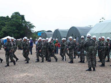 Tropas dos EUA na Amazônia são rechaçadas