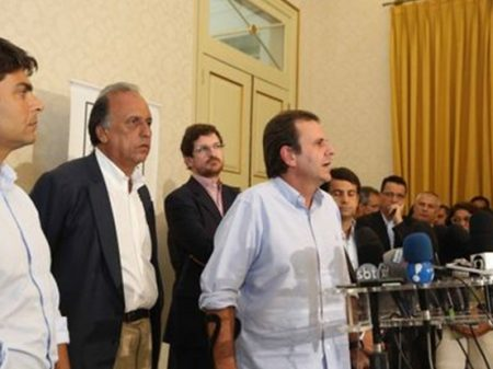 Marqueteiro conta caixa 2 de Cabral, Paes e Pezão