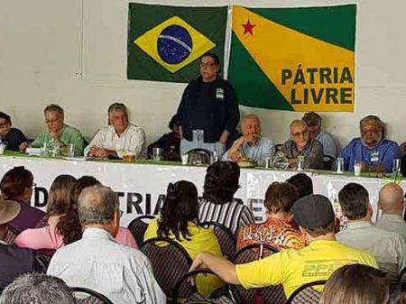 """PPL inicia campanha à presidência: """"Chega de roubalheira e recessão!"""""""