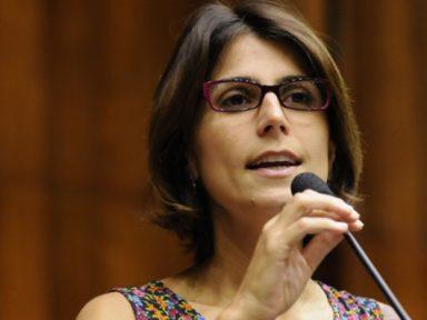Manuela do PCdoB é pré-candidata à presidência