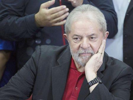 TRF-4 rejeita recurso e mantém o bloqueio de R$ 16 milhões de Lula